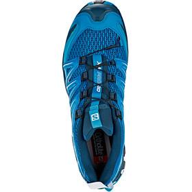 Salomon XA Pro 3D Shoes Men Mykonos Blue/Reflecting Pond/White